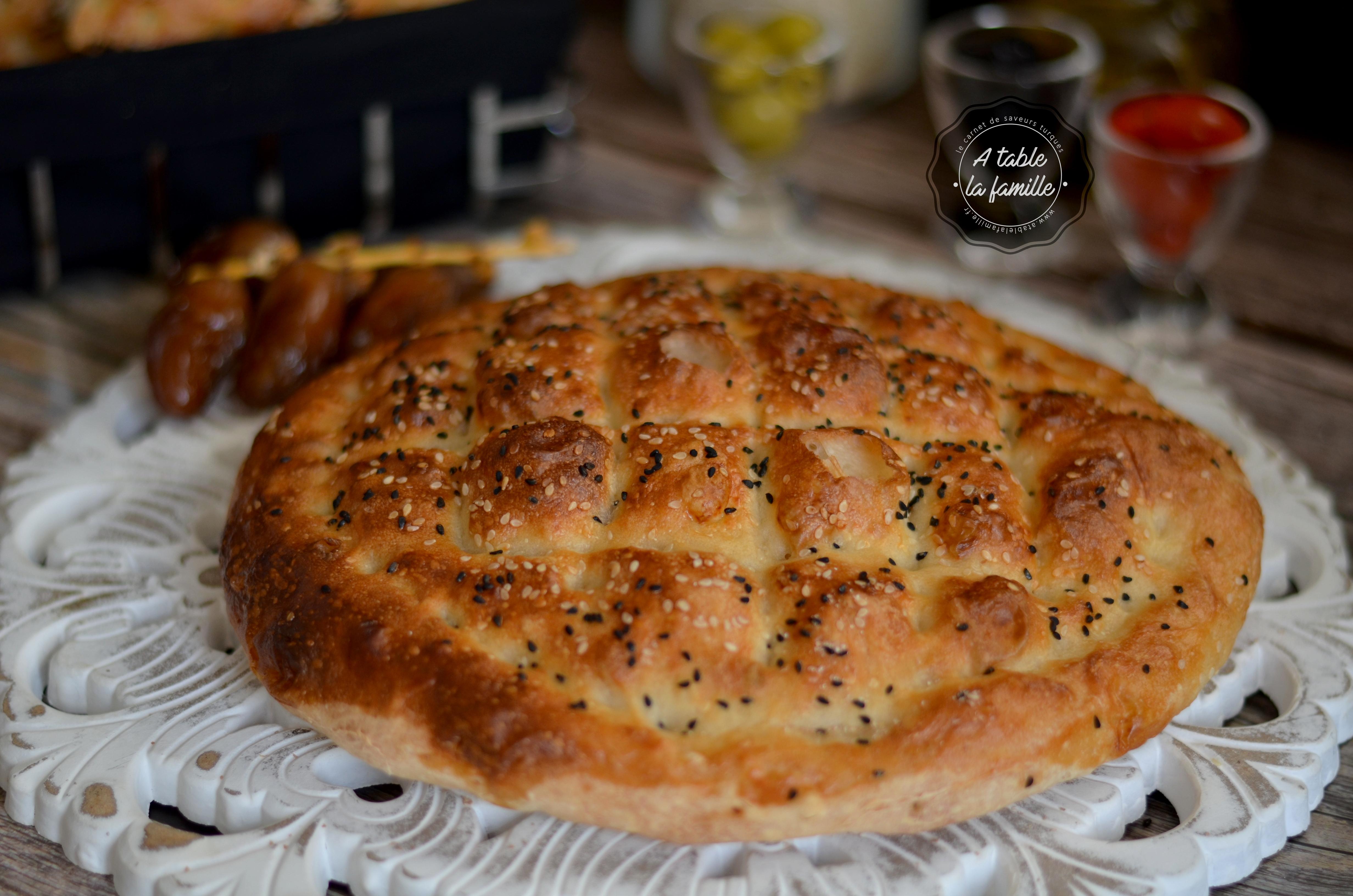 Pain turc Ramadan